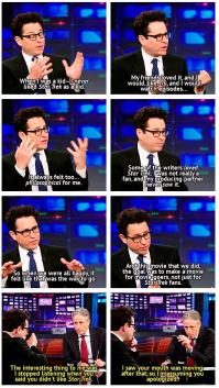J.J. Abrams Hates Star Trek